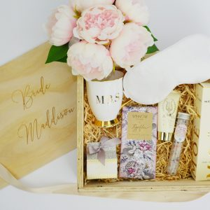 bride gift hamper