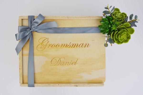 groomsman custom engraved