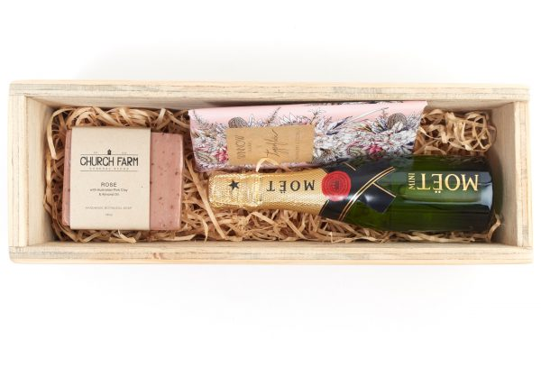 i cant say i do without you filled gift hamper inclusions