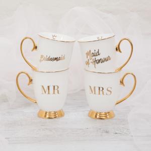 MR & MRS Mugs