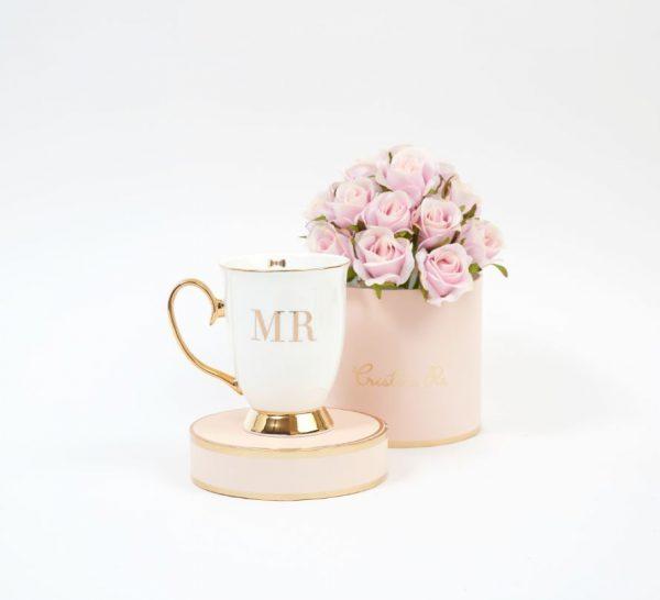 cristina re bone china mrs mug