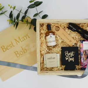 best man hamper