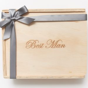 Best Man gift box