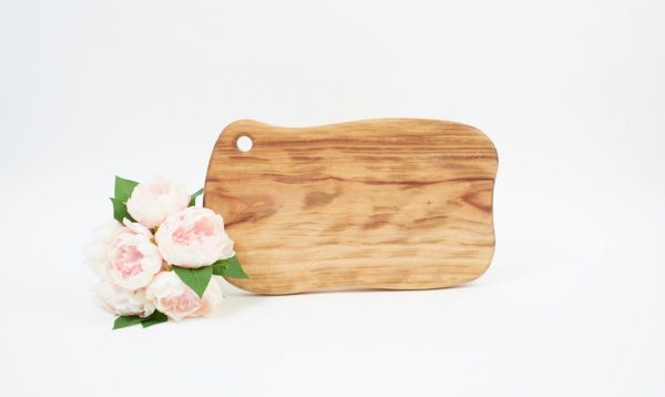 Large custom engraved wooden cutting board