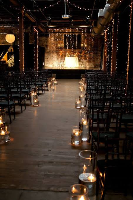 haunted wedding venue
