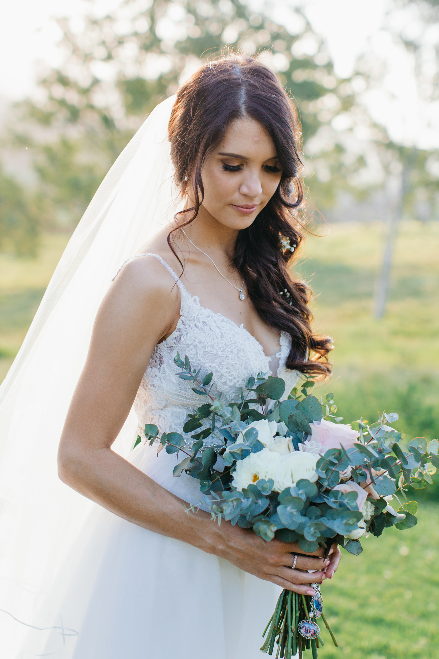 Rosa Clara bride weddings australia