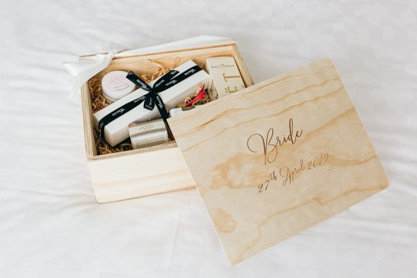 Gifts for the Bride keepsake gift boxes