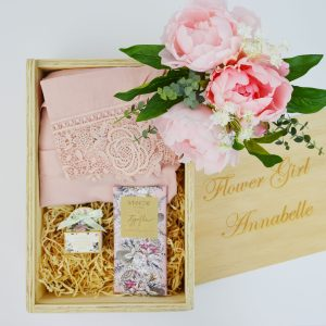 flower girl hamper