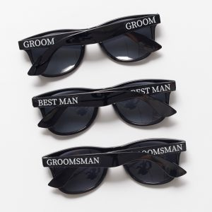 Groom Party Sunglasses