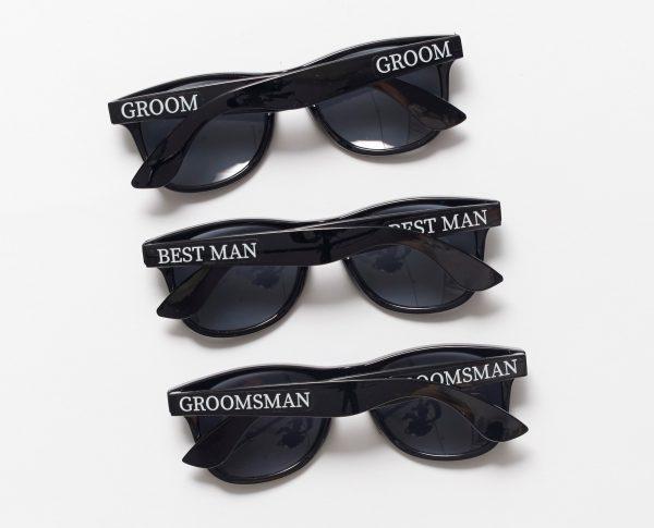 Groom Party Sunglasses
