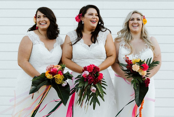 vibrant zesty brides summer