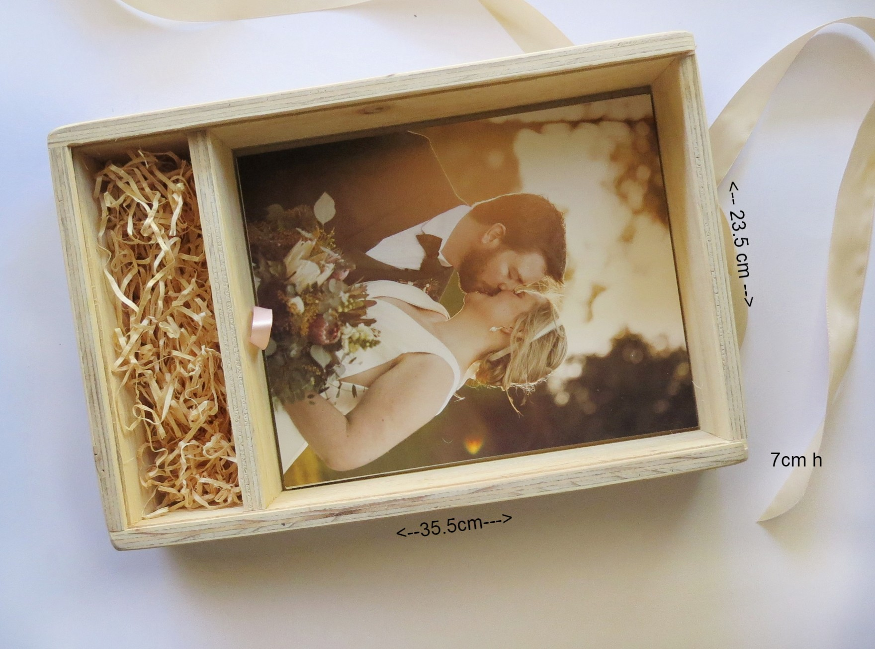 custom photography box