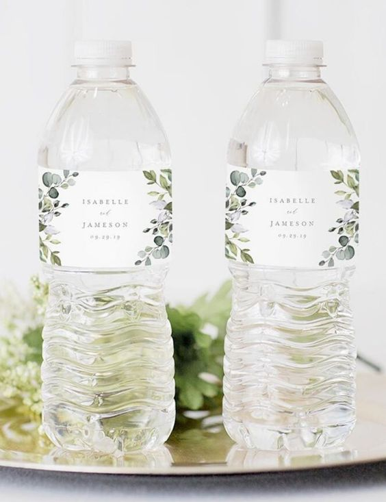 keeping hydrated on your big day